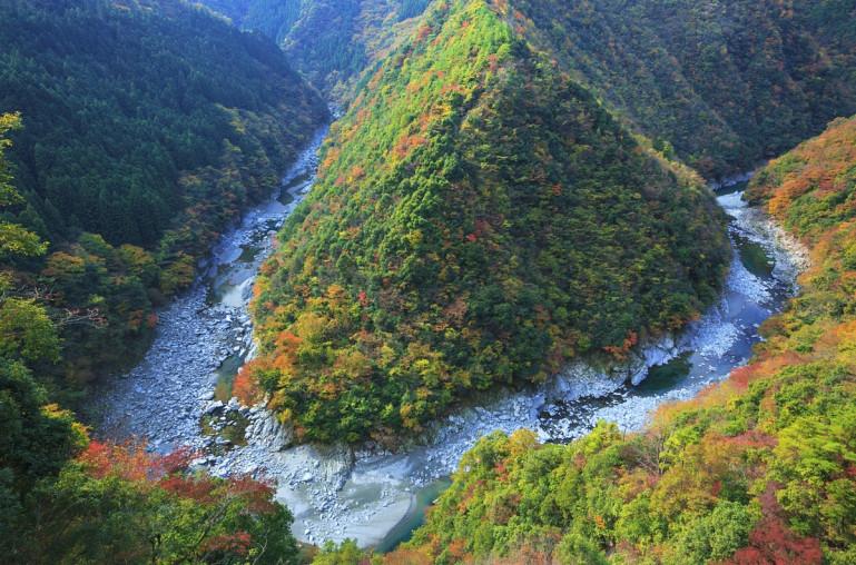 Tổng quan vùng Shikoku